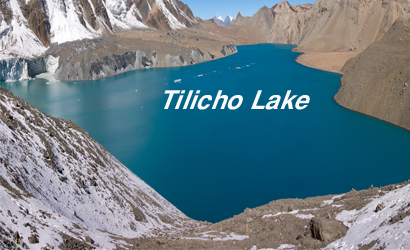 Annapurna Circuit Trek (Via Tilicho Lake)