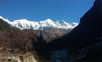 Lower Manaslu Eco trek