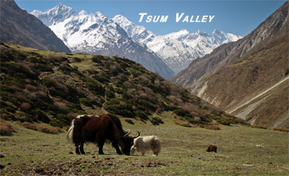 Tsum valley Trek