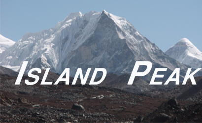 Island Peak ( via Everest Base Camp)